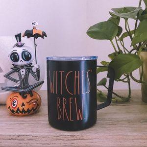 Rae Dunn Witches brew Insulated mug tumbler NWT